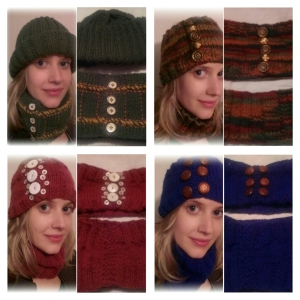 Headwarmer sets are $50