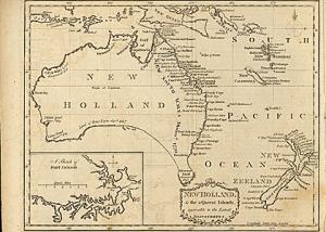 australia 1791